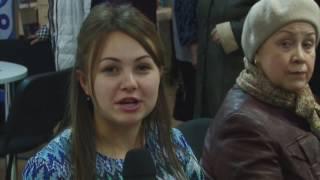 Гость и Оксана на выставке ''Старшее поколение''. Вятка Today 06.10.2016