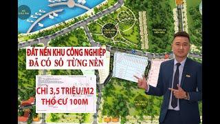 #1 Đất Nền Thị Xã Phú Mỹ ECO GARDEN- Đã Có Sổ Từng Nền 3,5 triệu/m2 - Liền kề Khu Công Nghiệp