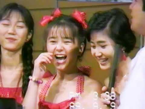 19890909レモンエンジェル  TV番組放送スタジオより直接撮影