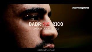 ► Badr Hari vs. Rico Verhoeven || GLORY COLLISION TEASER || ᴴᴰ