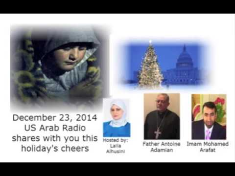 US Arab Radio Shares With You This Holiday's Cheers