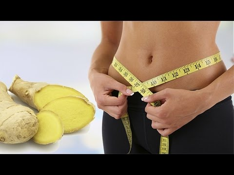 6 Ways to lose weight with ginger
