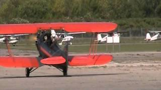 1939 Waco Biplane Ottawa Aug 19 2011