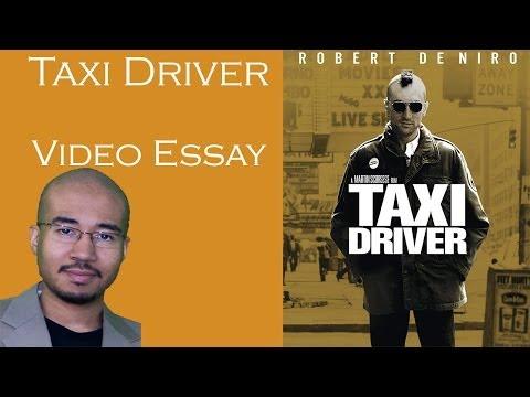 Video Essay 16 - Taxi Driver