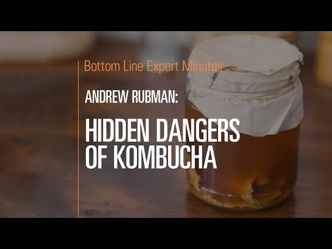 Is Kombucha Healthy for you