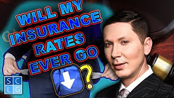 How long does it take for insurance to go down after a DUI?