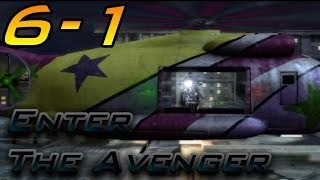 Stuntman: Ignition Walkthrough 100%: Night Avenger, Scene 1 -- Enter The Avenger