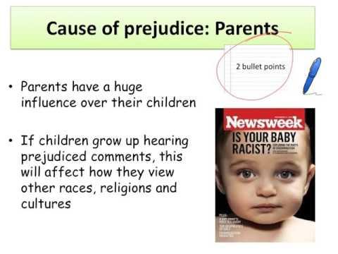 Religion and Prejudice