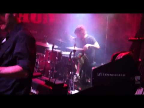 Dean Andrews drum solo