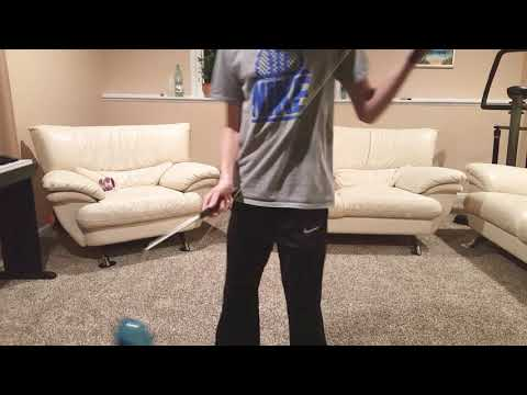 Chinese Yoyo Trick- Grind Tutorial (AKA Frying Pan)