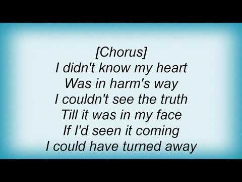 Aaron Watson - In Harm's Way Lyrics