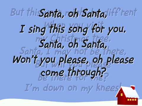 04 Santa Claus Be There for Me