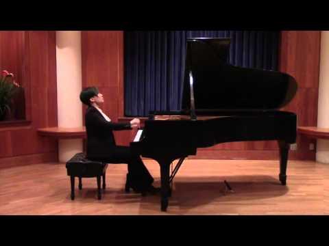 Liszt -  Benediction de Dieu dans la solitude