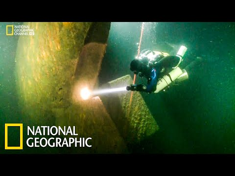 Затонувшая субмарина нацистов | (National Geographic)