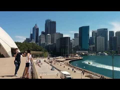 Sydney - Marine Aquarium, Madam Tussauds and Zoo
