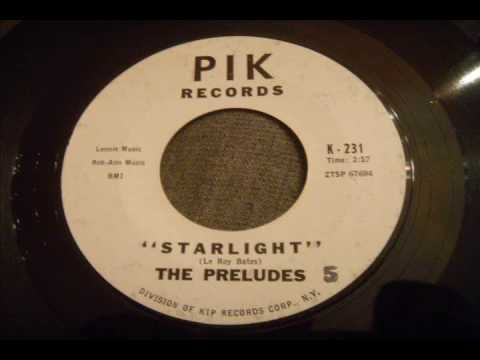Preludes 5 - Starlight - Uptempo Brooklyn Doo Wop Sound