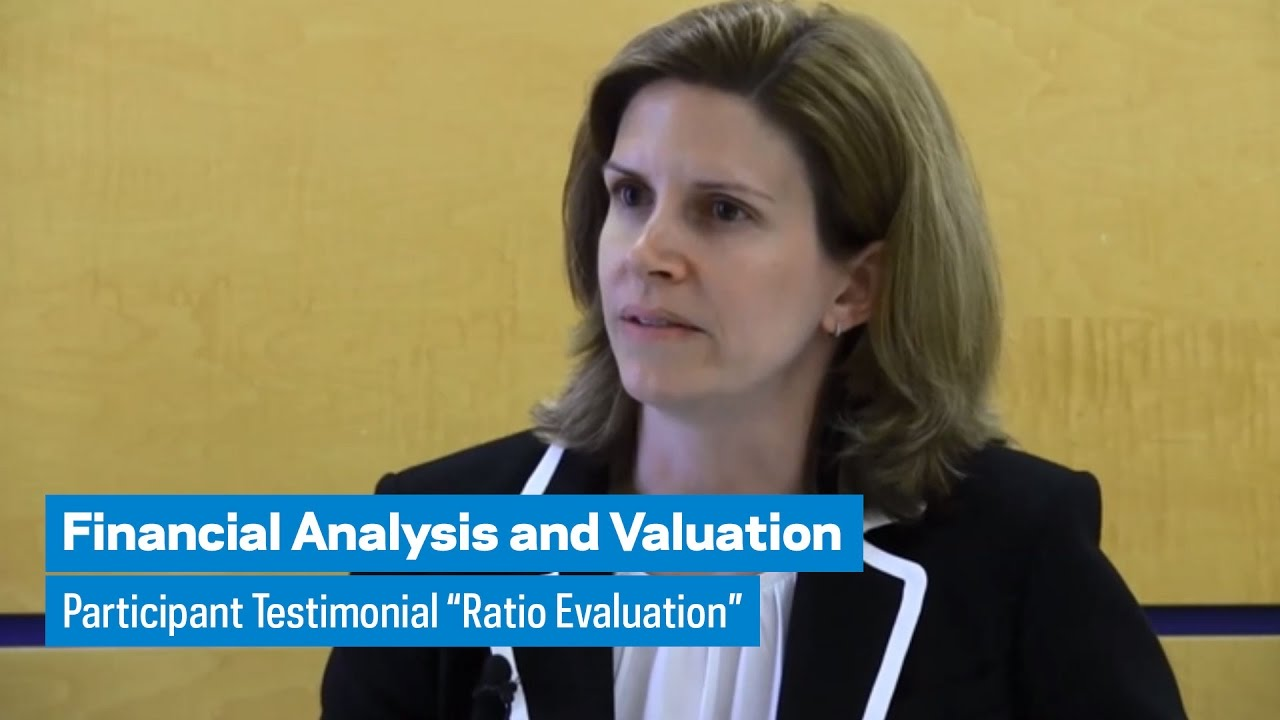 Financial Analysis and Valuation for Strategic Decision Making
