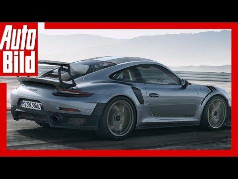 Porsche 911 GT2 RS (2017) – Der brutalste 11er aller Zeiten /Sitzprobe/Review/Erklärung