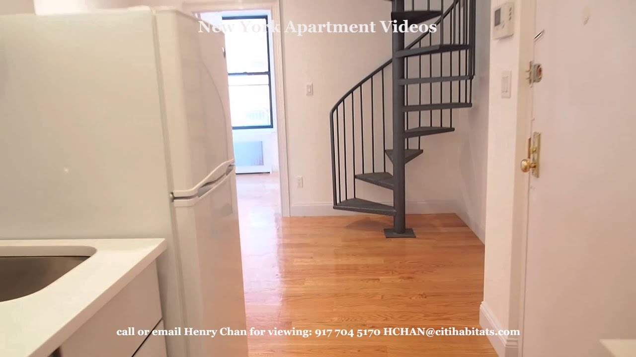 New York Apartment Videos Little Italy Private Roof Deck Les00010