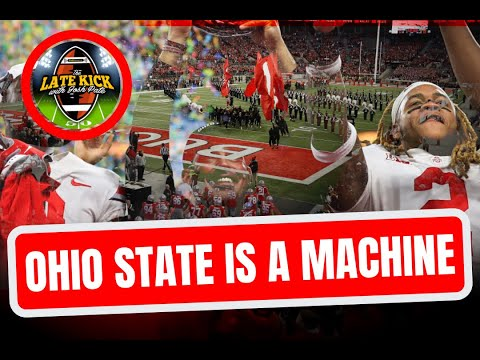 Ohio State Football Is A Machine (2020 & Beyond)