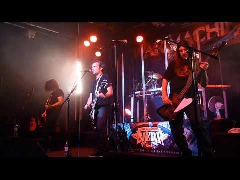 FUNNY FOX - PACIFIC ROCK - 08/09/2012 - SLIDE ( extrait )