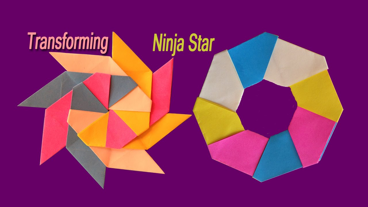 Post -It Note Paper Stars - YouTube | 720x1280