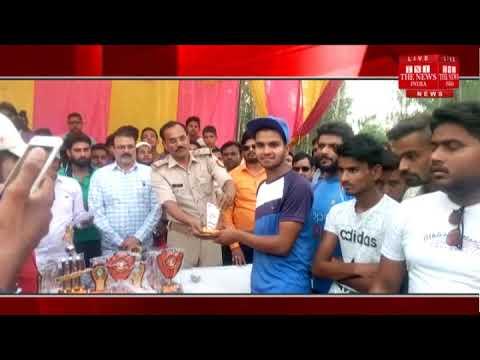 [ Hardoi News ] Phoenix Cricket Club defeated MCC Cricket Club in Cricket Tournament in Hardoi