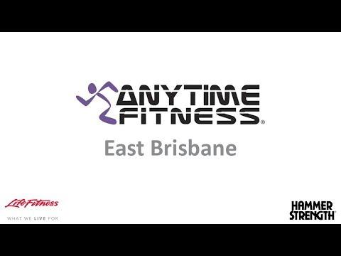 Anytime Fitness East Brisbane 3D Flythrough