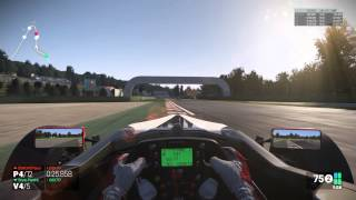 Project CARS gameplay PC Max Settings