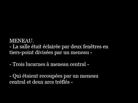 Meneau French Word Pronunciation In Sentence Youtube