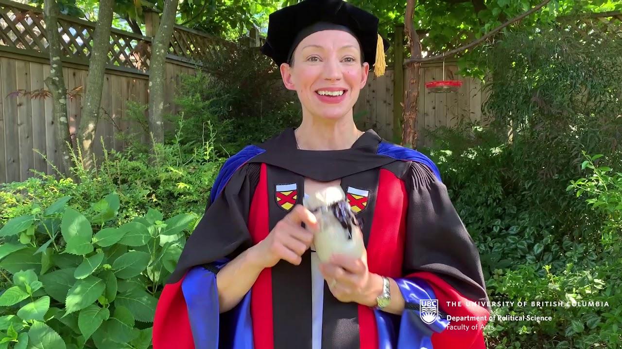 UBC Political Science Graduation Celebration 2020