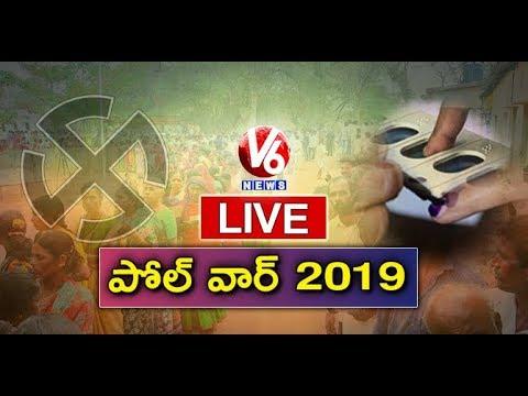 LIVE Polling Updates   Lok Sabha Elections 2019   Telangana   Andhra Pradesh