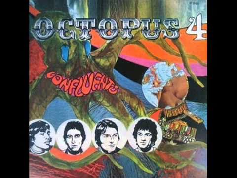 Octopus 4 - Something's Dead (rare french psych)