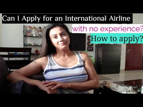 Can I apply for International Airline | Cabin Crew Jobs | Mamta Sachdeva | Hindi |