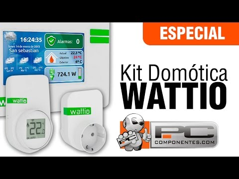 Kit Dom�tica Wattio - Overview