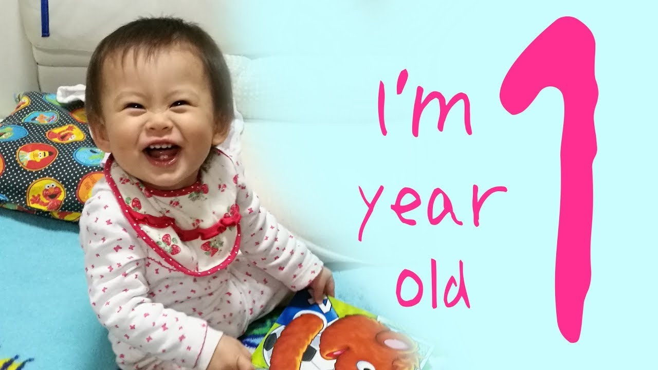 【まいだよ!】#6 - 1歳の誕生日会 | Mai's 1st Birthday【Happy Birthday】