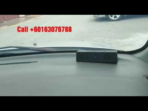 Solar TPMS TIRE TYRE PRESSURE MONITORING SYSTEM