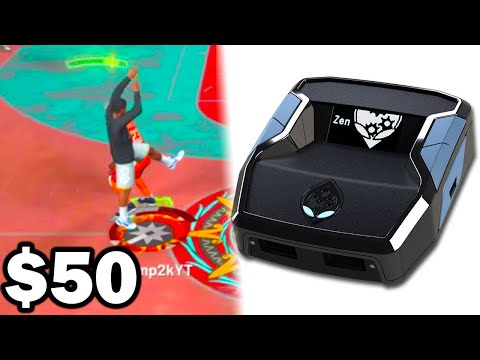 What Really Happens When You Spend $50 on AIMBOT in NBA 2K21 (Modded Zen Controller)