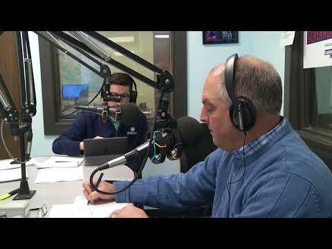 Gov. John Bel Edwards November Radio Show