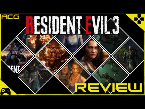 """Resident Evil 3 Review """"Buy, Wait For Sale, Rent, Never Touch?"""""""
