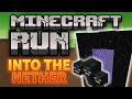 Minecraft Fitness Run: Into the Nether - A Virtual PE Workout Game and Brain Break