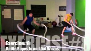 Top 20 Battle Ropes Exercises and Sam Pace Let the Big Dog Eat Album