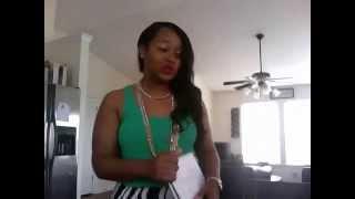 Cicily's DVF Fashion Ambassador Casting Video