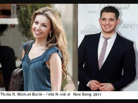Michael Bublé | Mis Deseos / Feliz Navidad (Duet With Thalia) 2011