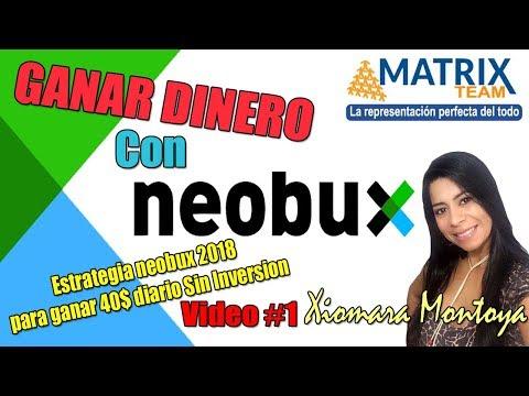 Estrategia neobux 2018
