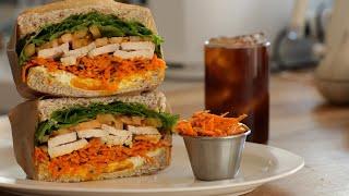 ENG | 다이어트 시작 위해 만든 다이어트 샌드위치 …