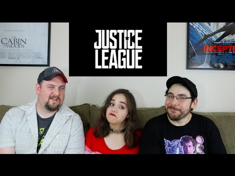 Justice League - Comic-Con Trailer Reaction