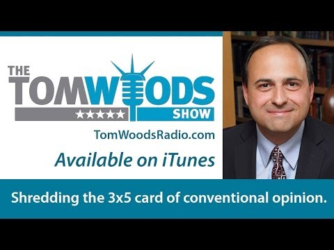 Private Police? Bruce Benson on the Tom Woods Show