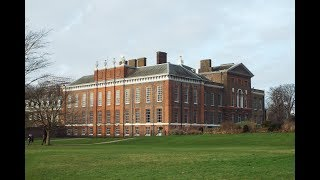 Inside Kensington Palace!