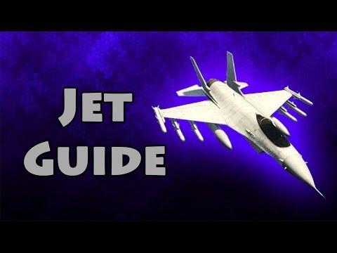 GTA V: Jet Pilot Guide